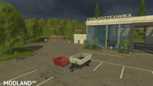 SOSNOVKA STORAGE Mod v 2.0, 2 photo
