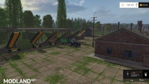 SOSNOVKA STORAGE Mod v 2.0, 23 photo