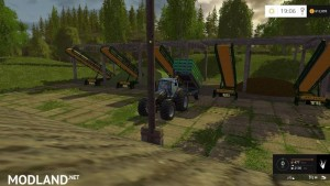 SOSNOVKA STORAGE Mod v 2.0, 24 photo