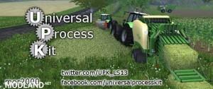 Universal Process Kit v 0.8.4, 1 photo