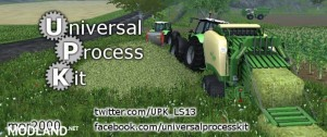 Universal Process Kit v 0.9.8, 1 photo