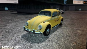 Volkswagen Beetle 1966 Post Edition v 1.0