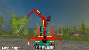 Volvo Forest truck v 1.0, 1 photo