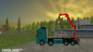 Volvo Forest truck v 1.0, 4 photo