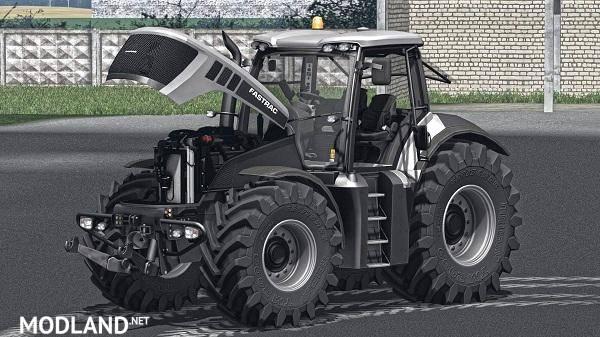 JCB 8310 mod for Farming Simulator 2015 / 15 | FS, LS 2015 mod