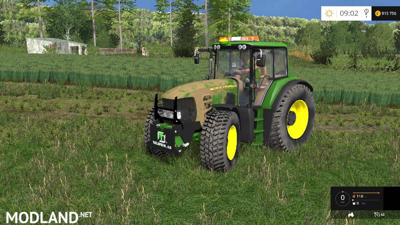 John Deere 7530 Premium Mod For Farming Simulator 2015 15 Fs Ls 2015 Mod