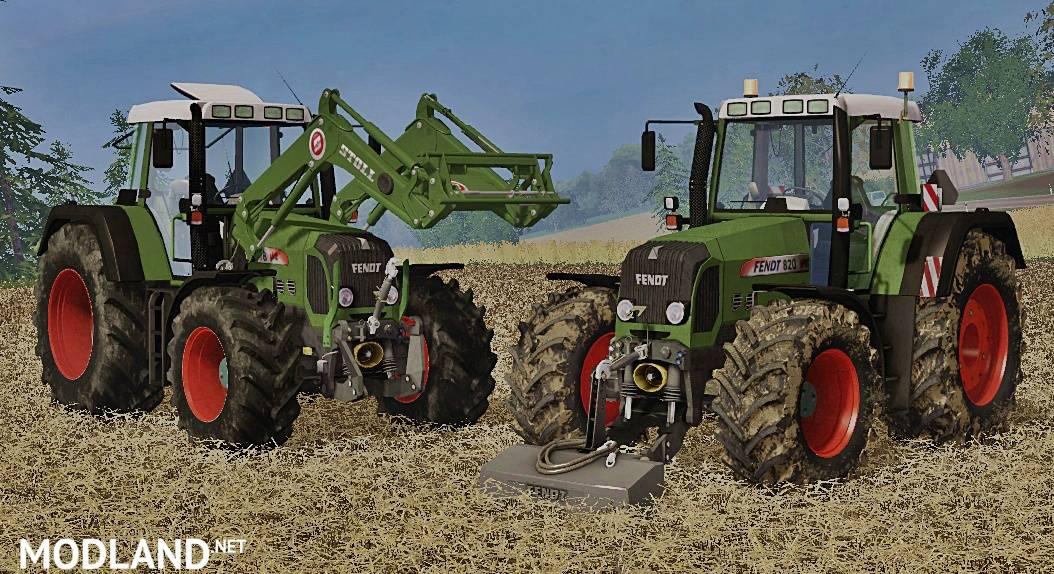 fendt 818  820 vario tms full pack mod for farming