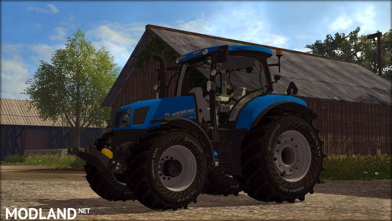 new holland t6 155 manual