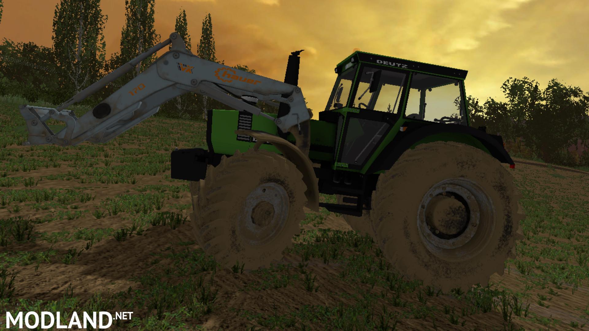 Tractor Deutz Fahr DX 90