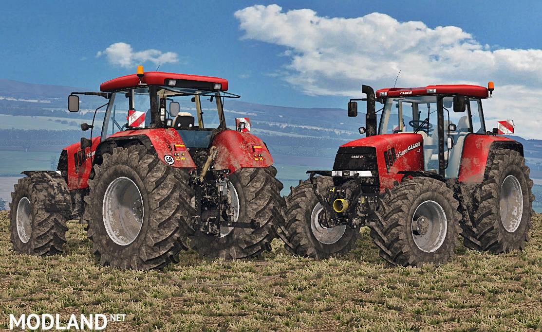 Case Cvx 175 Washable Mod For Farming Simulator 2015 15