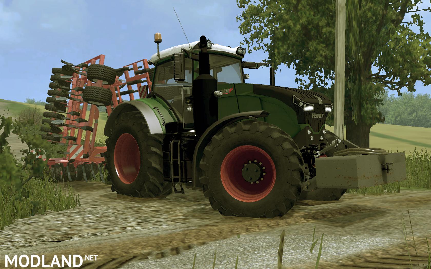 fendt 1050 vario mod for farming simulator 2015 15 fs. Black Bedroom Furniture Sets. Home Design Ideas