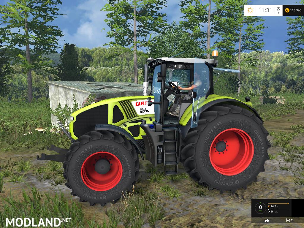 class axion 950 v 1 1 mod for farming simulator 2015 15. Black Bedroom Furniture Sets. Home Design Ideas