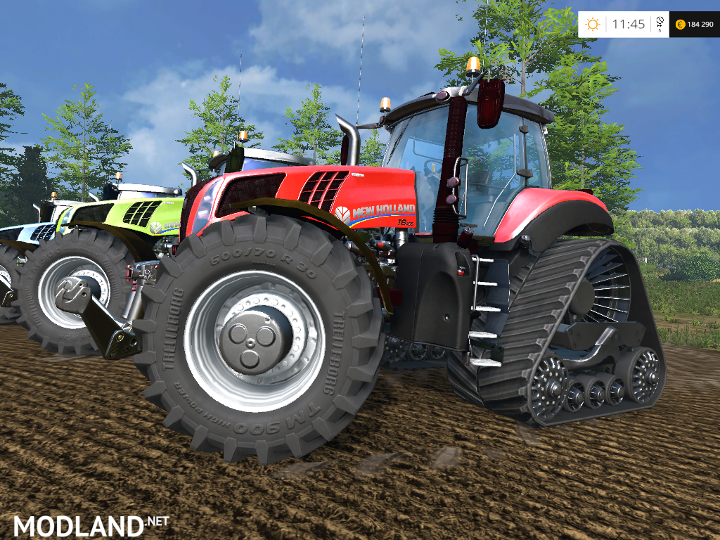 New Holland Modified Dyeable Pack V 1 6 Mod For Farming