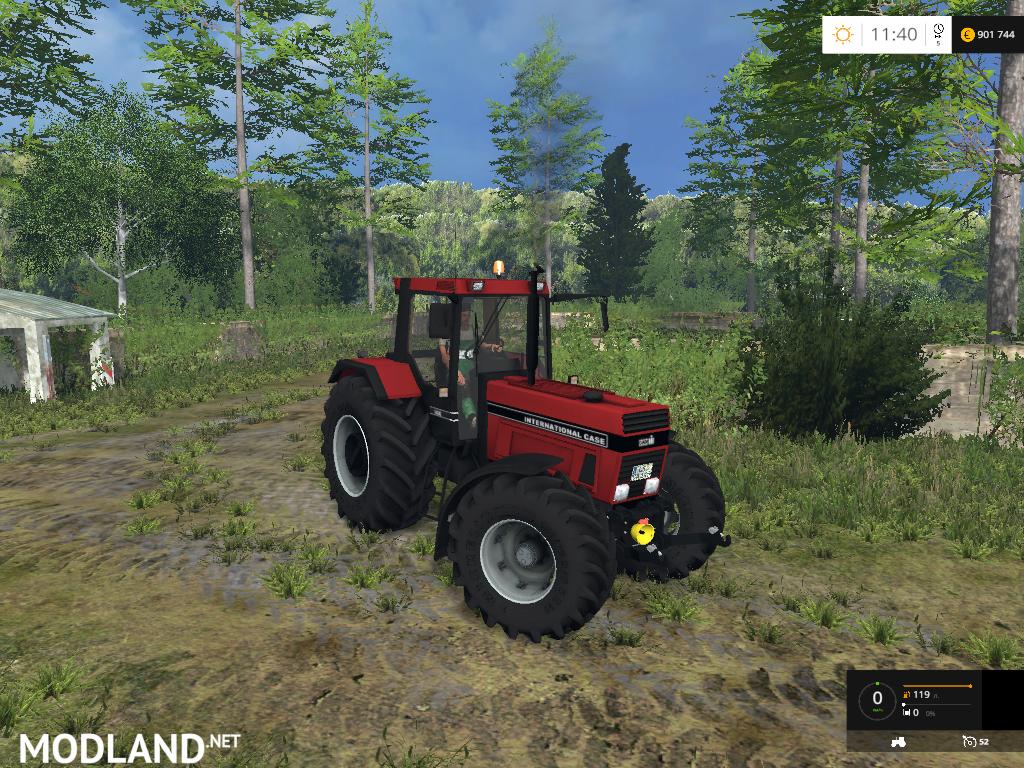 Case Ih 1455 V 2 3 Mod For Farming Simulator 2015 15