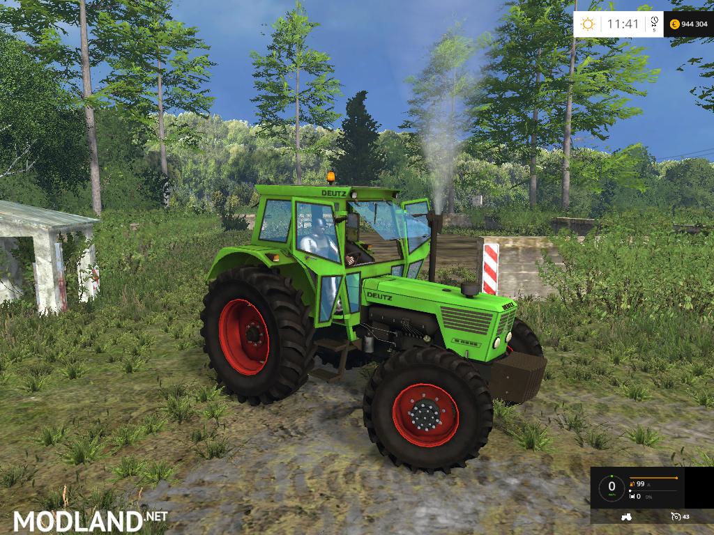 deutz d 8006 mod for farming simulator 2015 15 fs ls. Black Bedroom Furniture Sets. Home Design Ideas