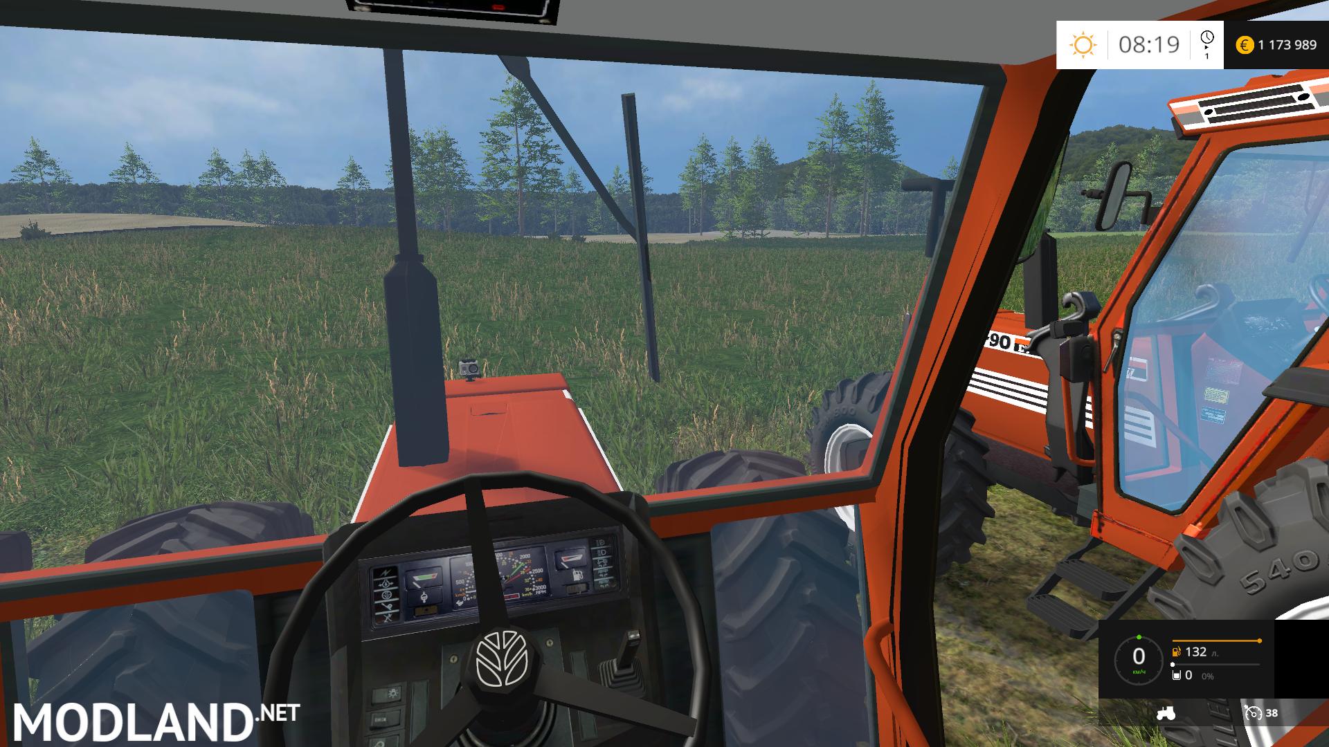 Fiatagri 90-90 DT v 0.5 BETA mod for Farming Simulator ...