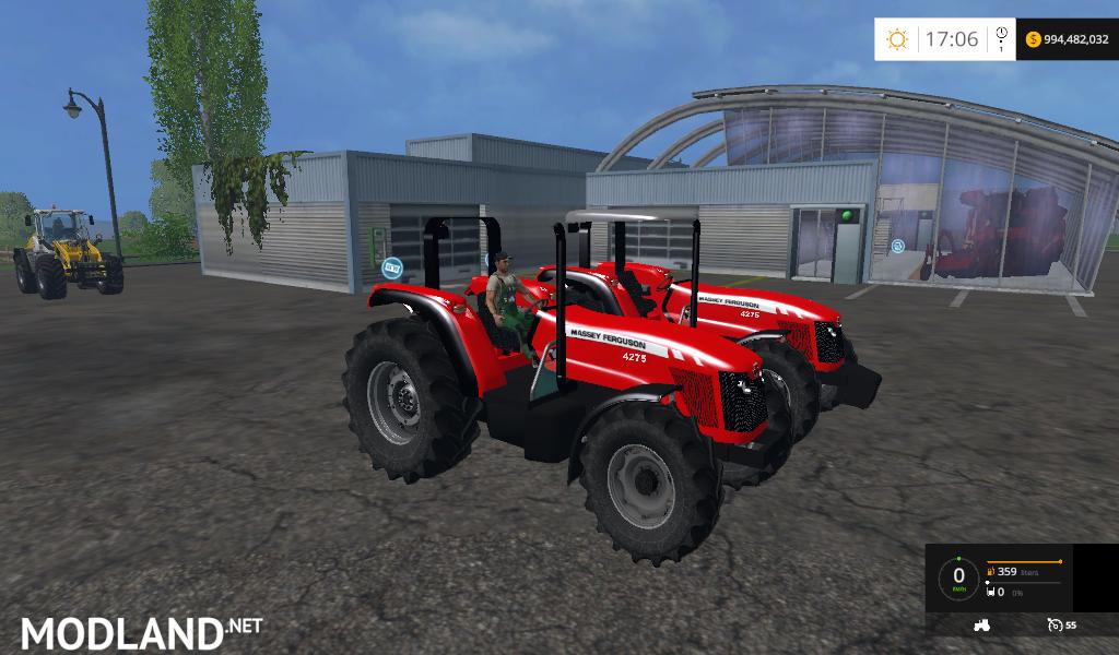 Massey Ferguson Canopy Top : Massey ferguson mod for farming simulator