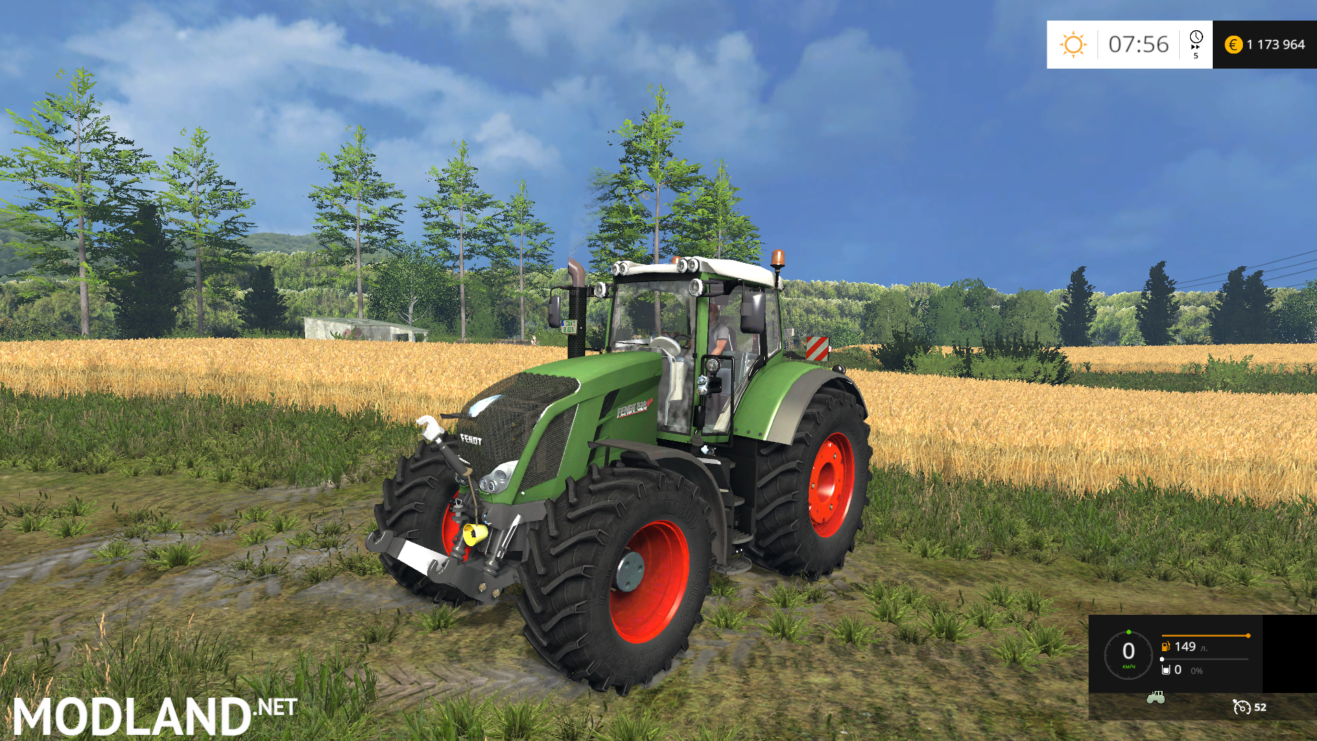 Fendt 828 Vario V 4 1 Mod For Farming Simulator 2015 15