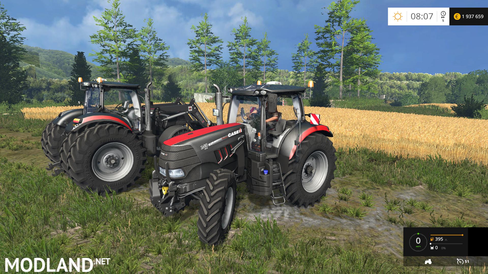 Case Puma 240cvx Premium V 1 4 Mod For Farming Simulator