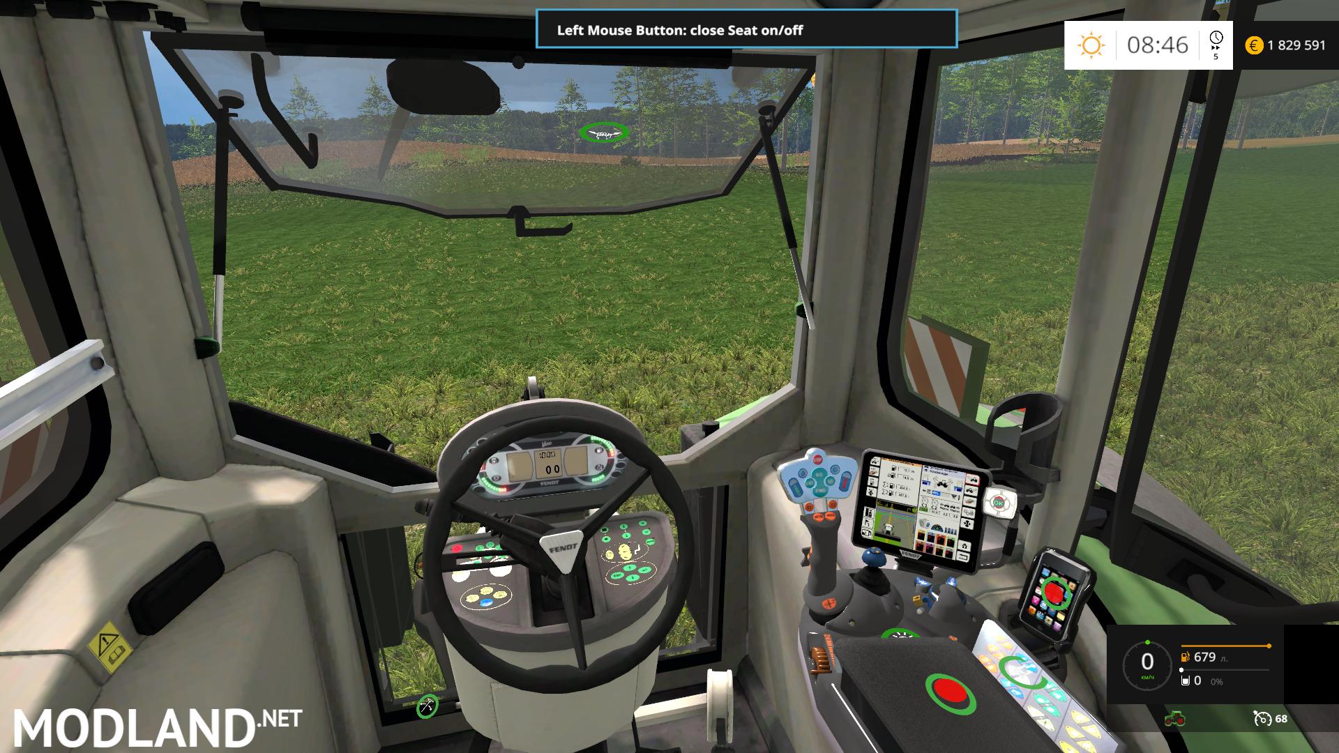 Fendt 936 Vario Beta Mod For Farming Simulator 2015 15