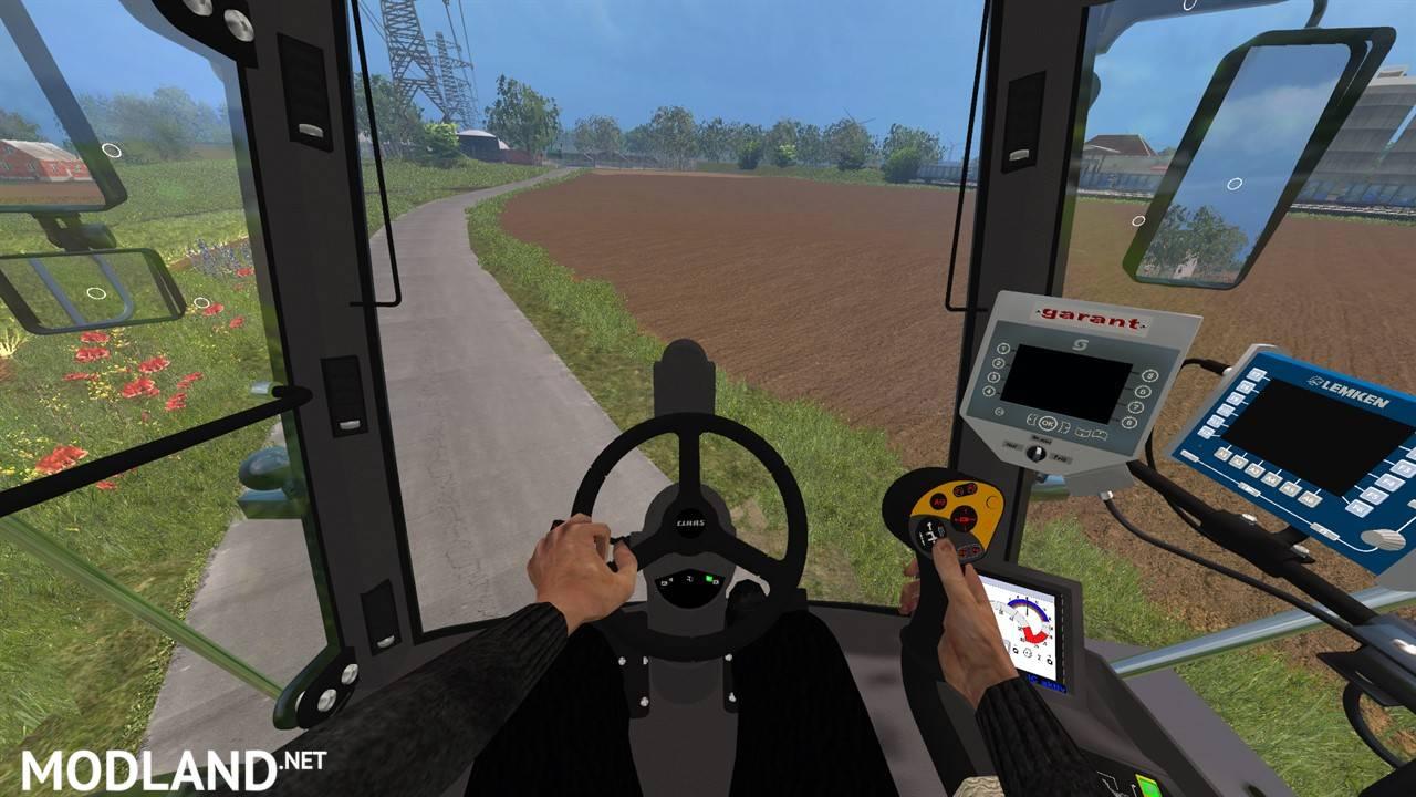 Claas Xerion Saddle Trac 3800 V1 0 mod for Farming Simulator