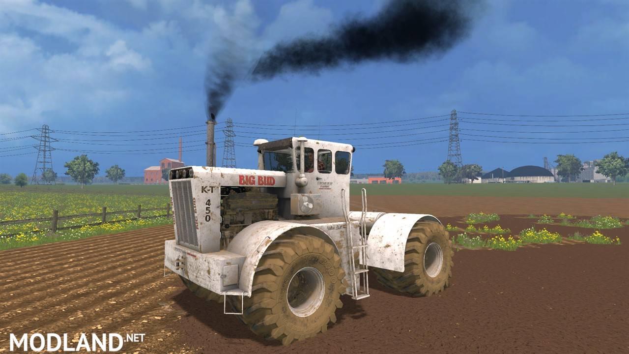 Big Bud K T 450 Mod For Farming Simulator 2015 15 Fs