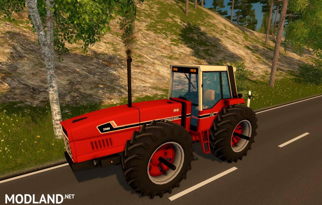 International Tractor Mods : International harvester v mod for farming