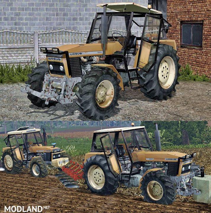 Ursus 1224 Turbo [GR Mokrzyn]