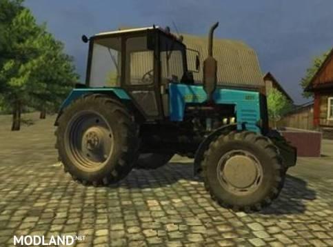 MTZ - 1221 BELARUS