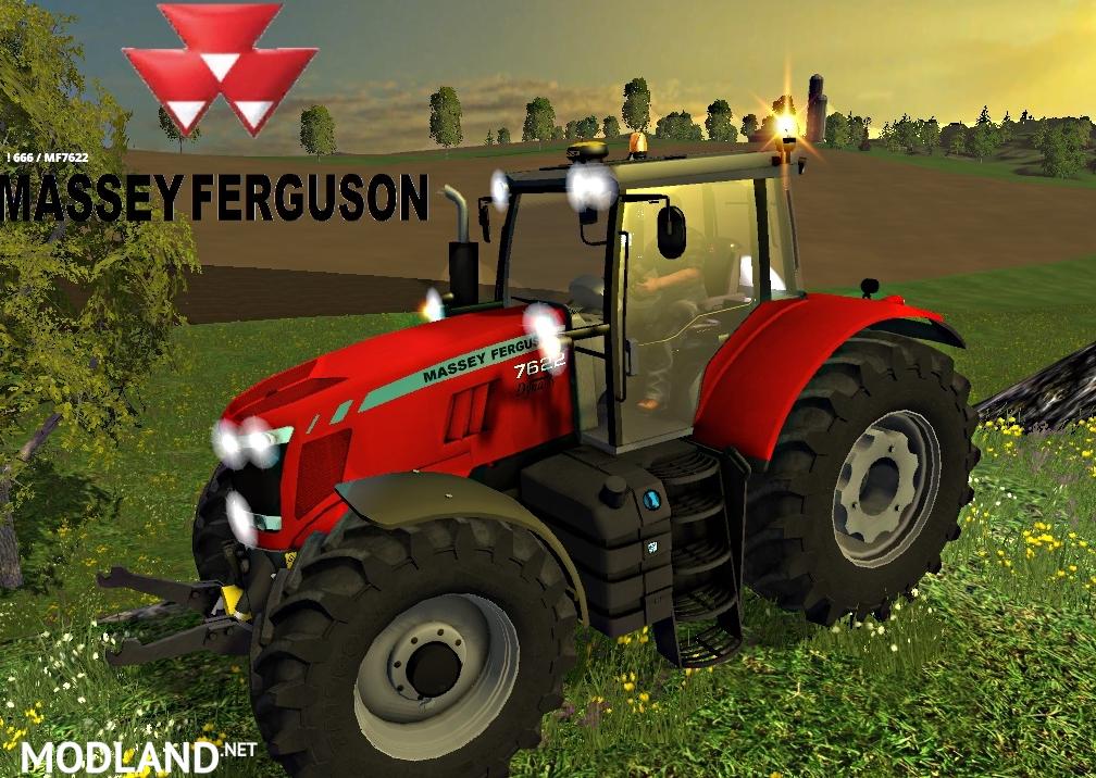 MASSEY FERGUSON 7622