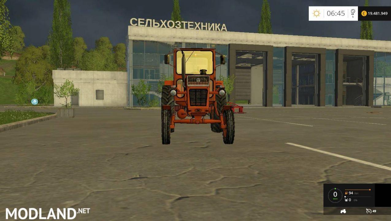 UTB Universal Tractor 650