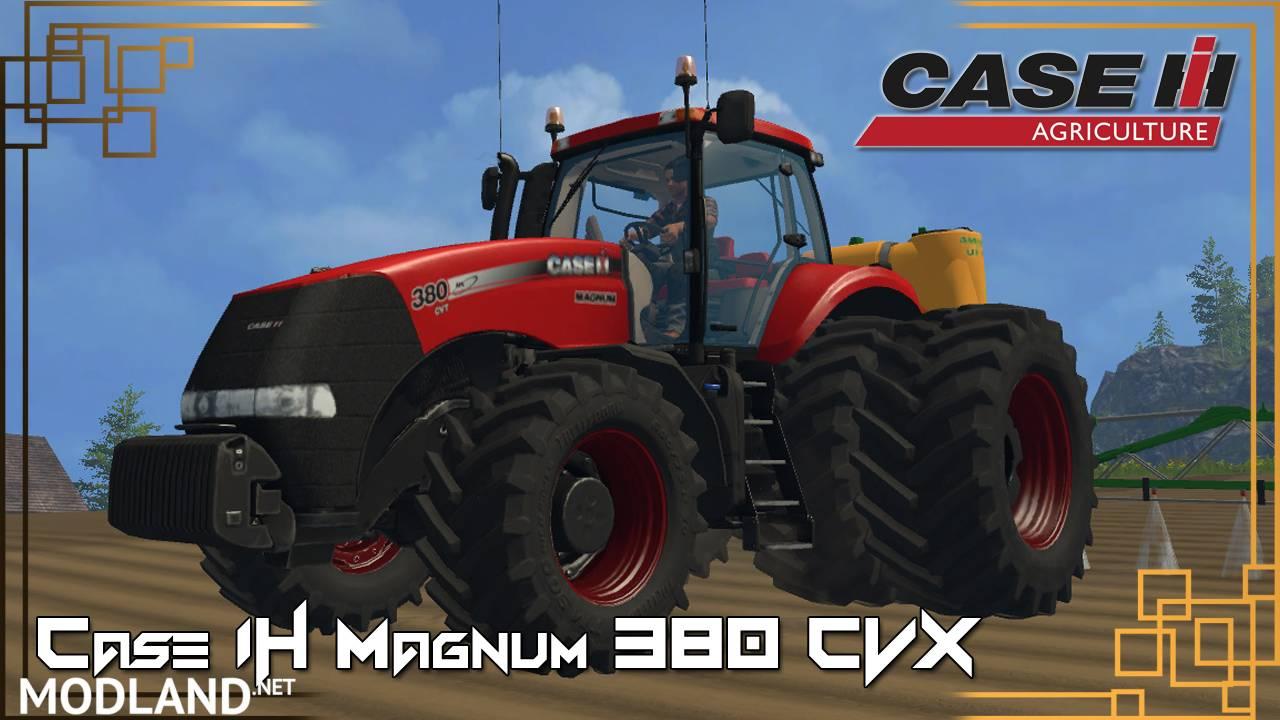 CASE MAGNUM 380