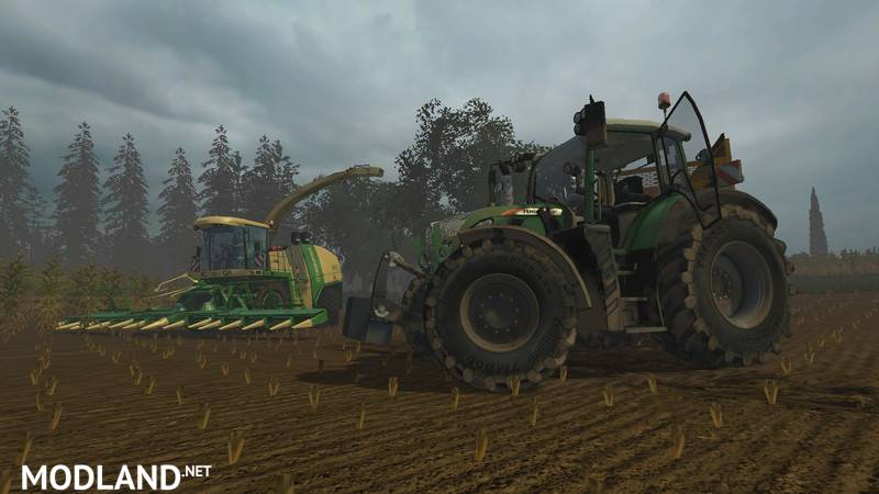 Fendt 700 Vario SCR SERIES v 4.0 RC4 FINAL