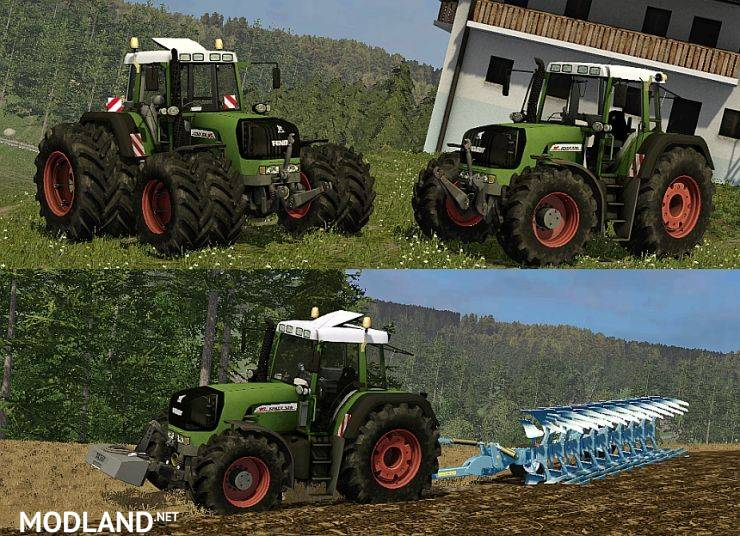 Fendt 930 TMS v2.0 with Ploughing Spec