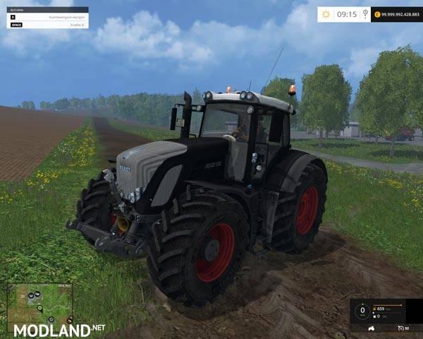 Fendt 936 BB SCR