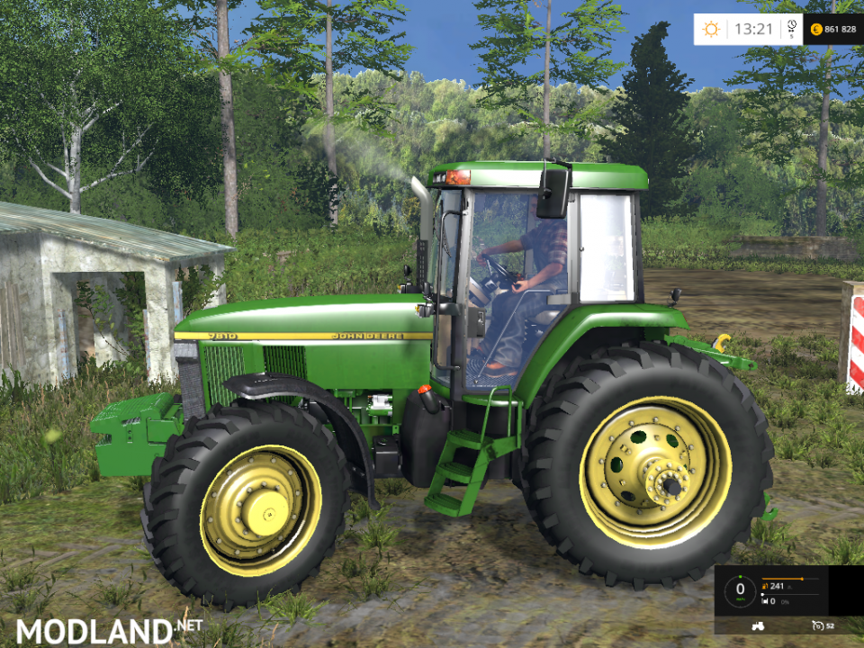 John Deere 7810 (American Version)