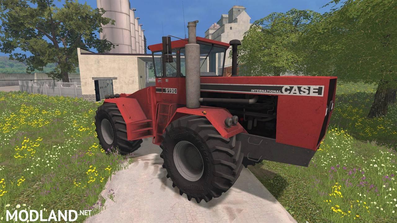 CASE Steiger 9190
