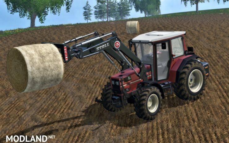 Same Explorer 90 Tractor Mod For Farming Simulator 2015