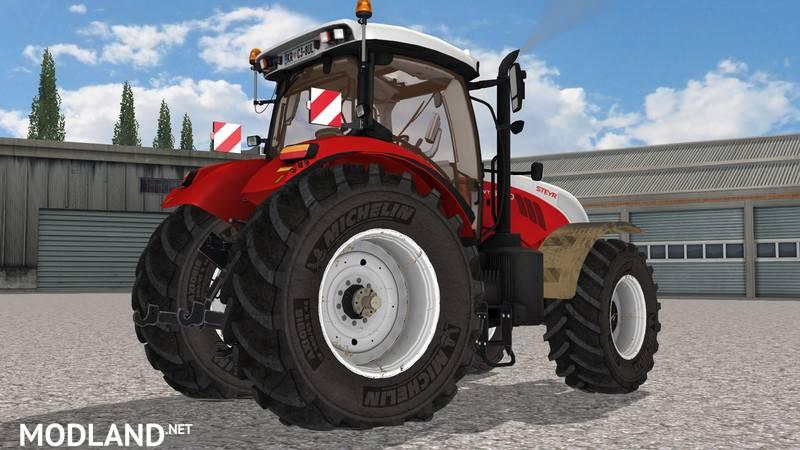 Steyr CVT 6230 v 30 mod for Farming Simulator 2015  15