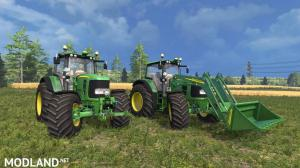 John Deere 7530 Premium v 2.0 Edit Kubo, 1 photo