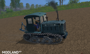 Т-74 v 1.1 Tractor