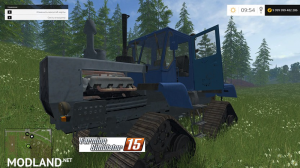 Crawler tractor Т-150K