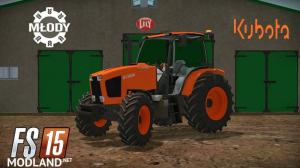 KUBOTA M135GX v 1.0 - External Download image