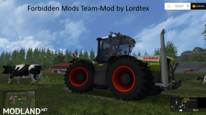 Claas Xerion 3800 Trac VC (Forbidden Mods Team), 1 photo
