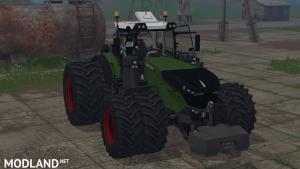 FENDT 1000 VARIO EDIT BR MODING - External Download image