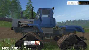 Crawler tractor Т-150K, 2 photo
