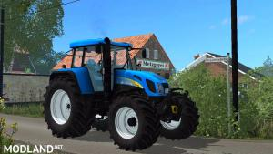 New Holland T7550 v 3.1