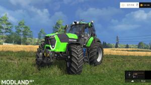 DEUTZ FAHR 9340 v 1.0, 1 photo