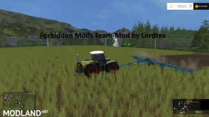 Claas Xerion 3800 Trac VC (Forbidden Mods Team), 2 photo