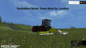 Claas Xerion 3800 Trac VC (Forbidden Mods Team), 3 photo
